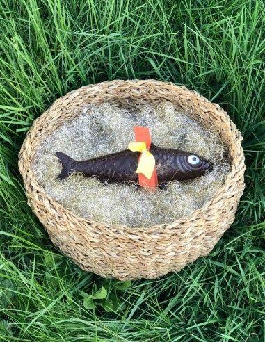 Le poisson truite !